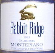 Rabbit Ridge Montepiano